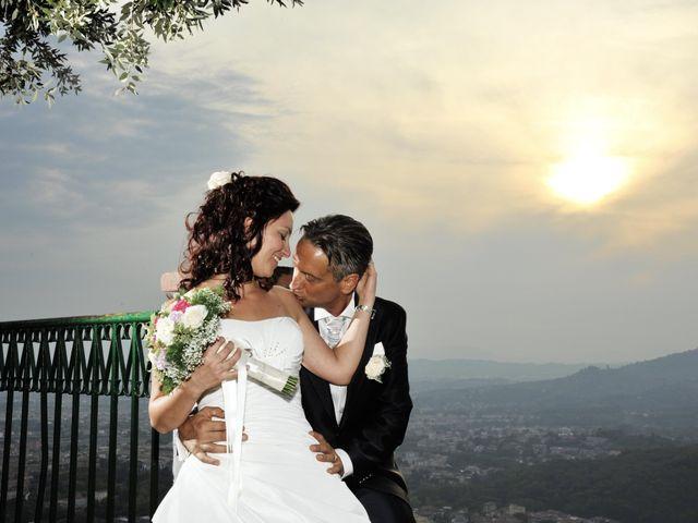 Il matrimonio di Massimo e Serena a Montecatini-Terme, Pistoia 78