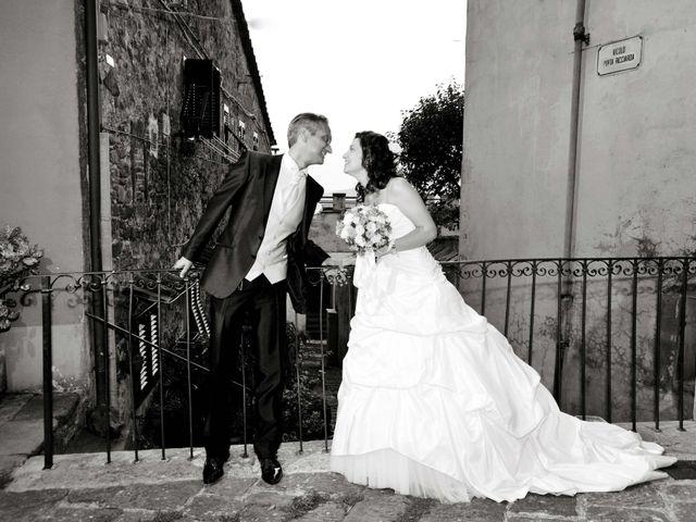 Il matrimonio di Massimo e Serena a Montecatini-Terme, Pistoia 80