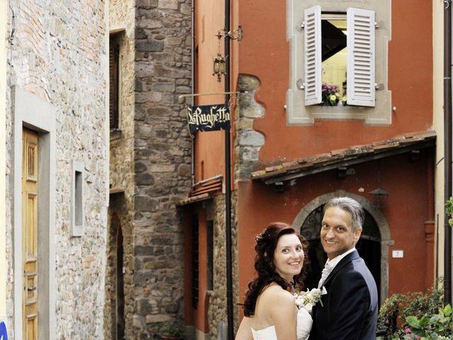 Il matrimonio di Massimo e Serena a Montecatini-Terme, Pistoia 81