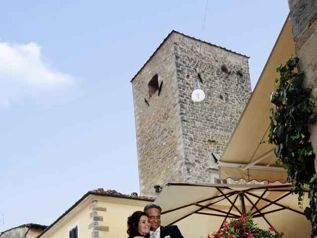 Il matrimonio di Massimo e Serena a Montecatini-Terme, Pistoia 82