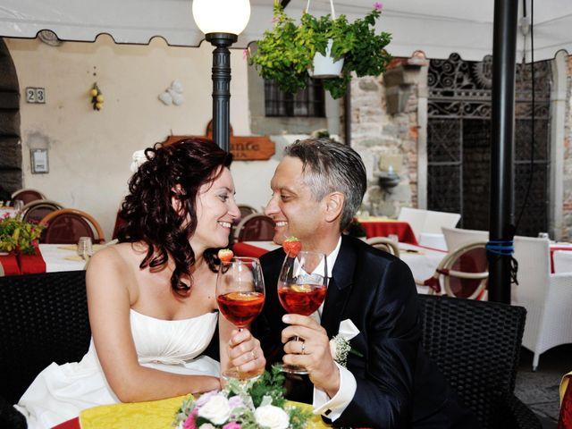 Il matrimonio di Massimo e Serena a Montecatini-Terme, Pistoia 83
