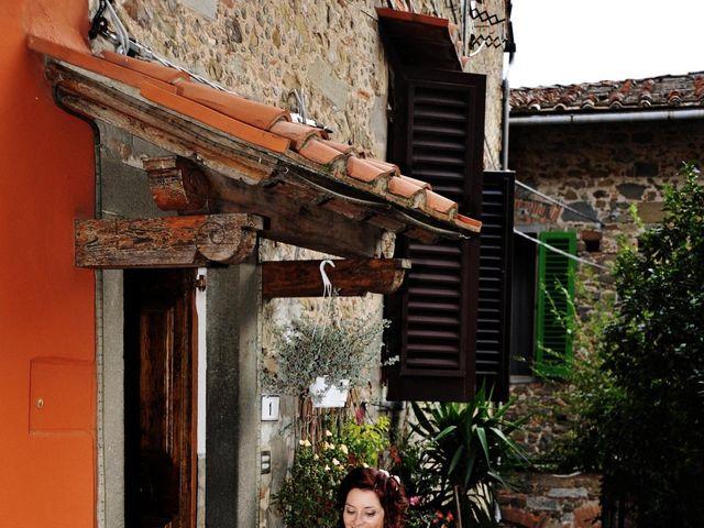 Il matrimonio di Massimo e Serena a Montecatini-Terme, Pistoia 84