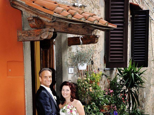 Il matrimonio di Massimo e Serena a Montecatini-Terme, Pistoia 86