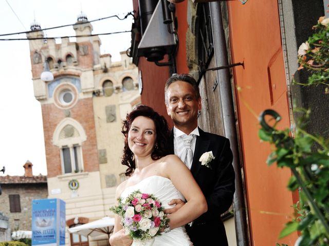 Il matrimonio di Massimo e Serena a Montecatini-Terme, Pistoia 89