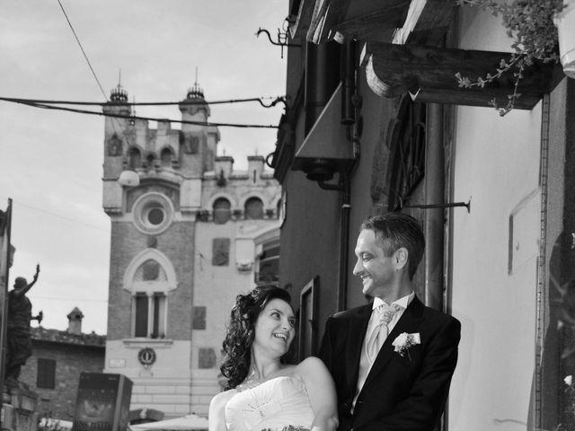 Il matrimonio di Massimo e Serena a Montecatini-Terme, Pistoia 90