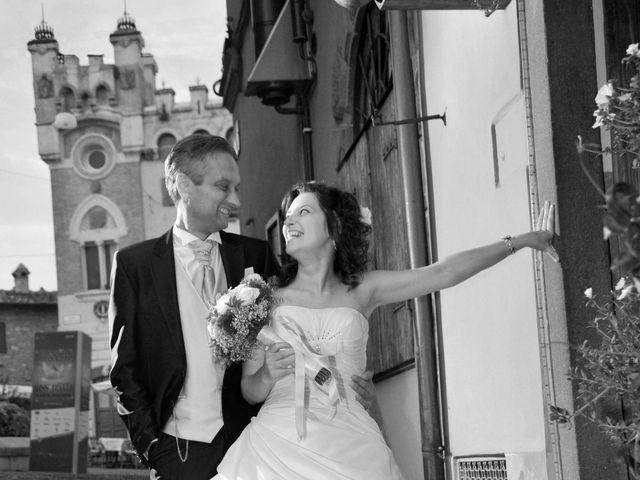 Il matrimonio di Massimo e Serena a Montecatini-Terme, Pistoia 91