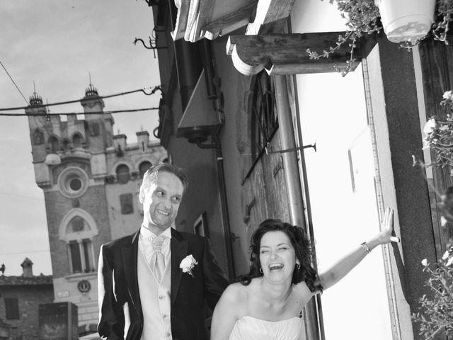 Il matrimonio di Massimo e Serena a Montecatini-Terme, Pistoia 92
