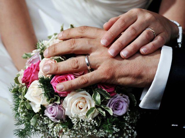 Il matrimonio di Massimo e Serena a Montecatini-Terme, Pistoia 95