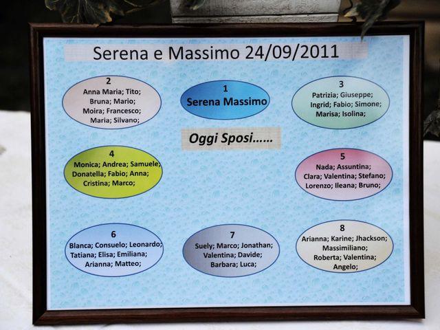 Il matrimonio di Massimo e Serena a Montecatini-Terme, Pistoia 103