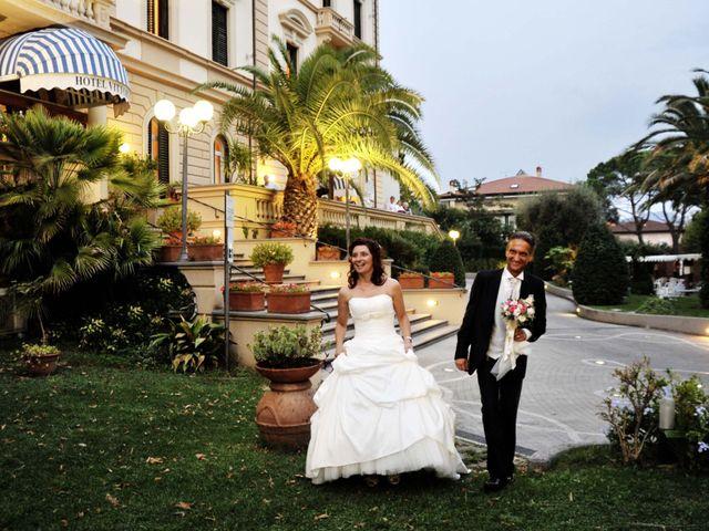 Il matrimonio di Massimo e Serena a Montecatini-Terme, Pistoia 105