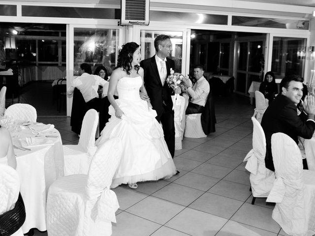 Il matrimonio di Massimo e Serena a Montecatini-Terme, Pistoia 106