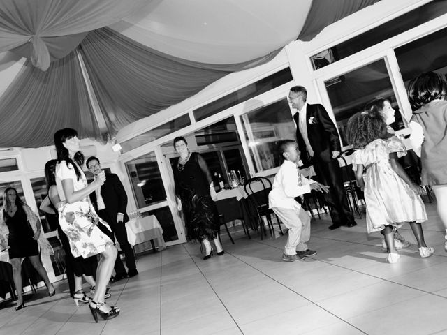 Il matrimonio di Massimo e Serena a Montecatini-Terme, Pistoia 109