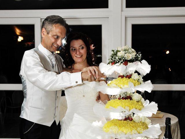 Il matrimonio di Massimo e Serena a Montecatini-Terme, Pistoia 111