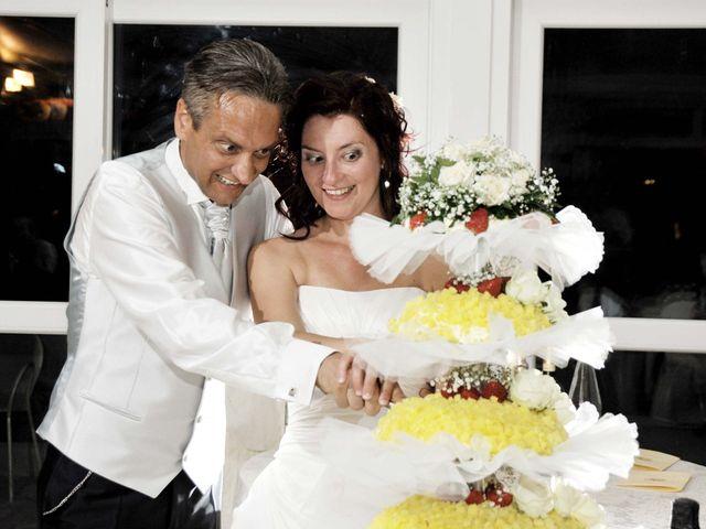 Il matrimonio di Massimo e Serena a Montecatini-Terme, Pistoia 112