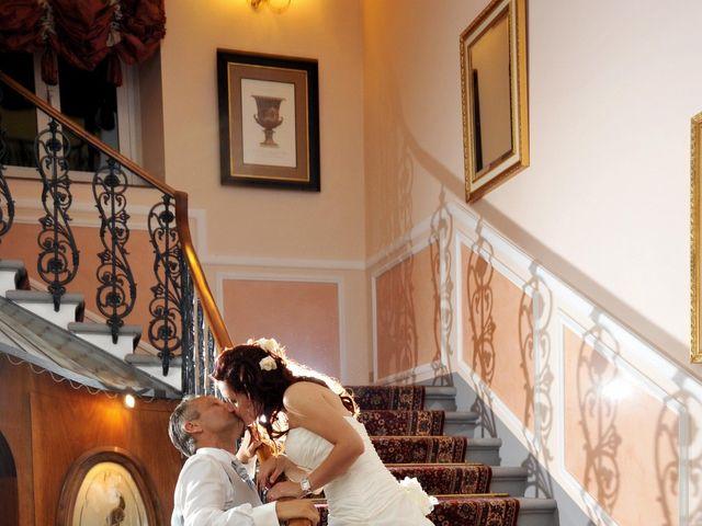Il matrimonio di Massimo e Serena a Montecatini-Terme, Pistoia 130