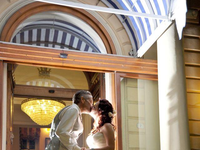 Il matrimonio di Massimo e Serena a Montecatini-Terme, Pistoia 2
