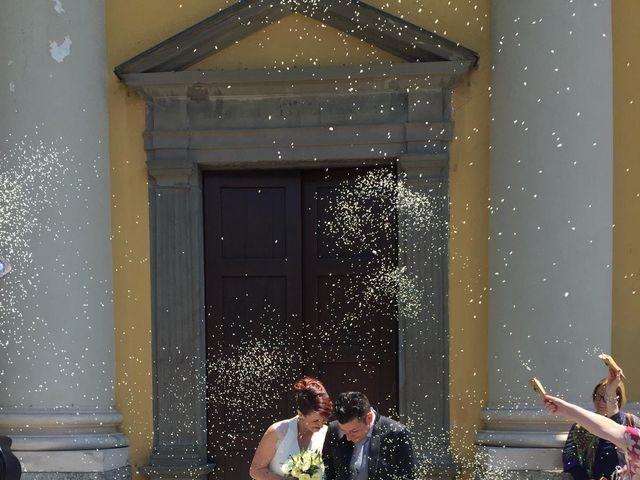 Il matrimonio di Guido  e Ilaria  a Malgrate, Lecco 14