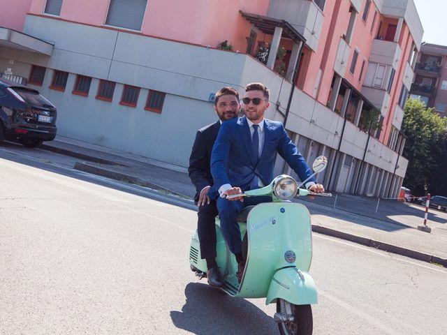 Il matrimonio di Stefano e Veronica a Crema, Cremona 3