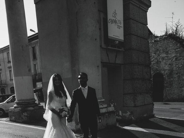 Il matrimonio di Stefano e Veronica a Crema, Cremona 9