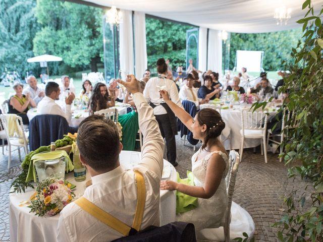 Il matrimonio di Luca e Francesca a Solaro, Milano 18