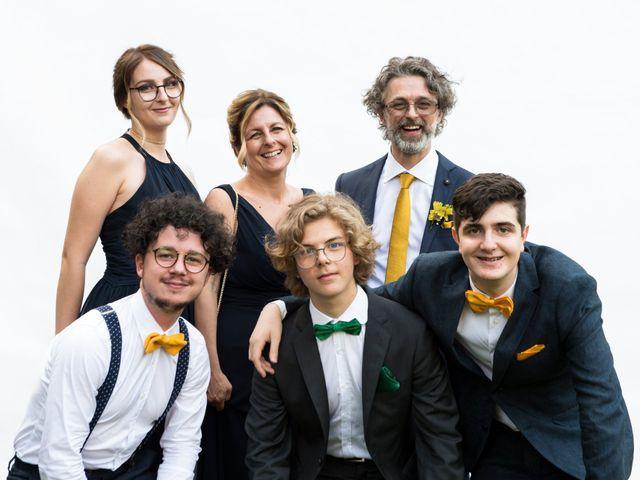 Il matrimonio di Luca e Francesca a Solaro, Milano 25