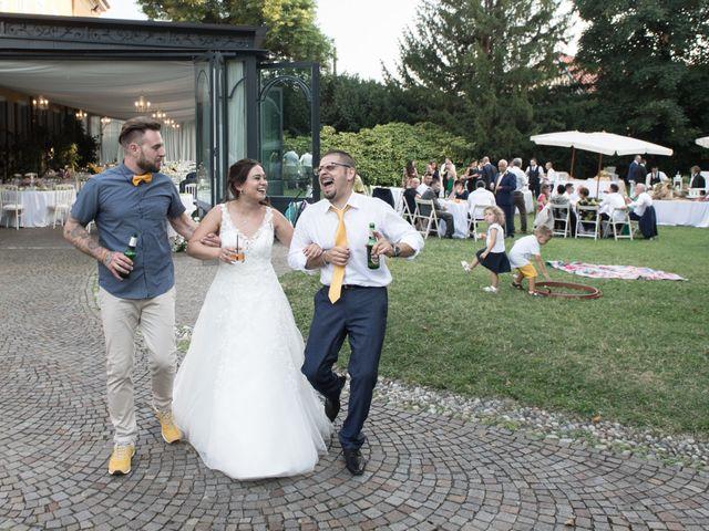 Il matrimonio di Luca e Francesca a Solaro, Milano 27