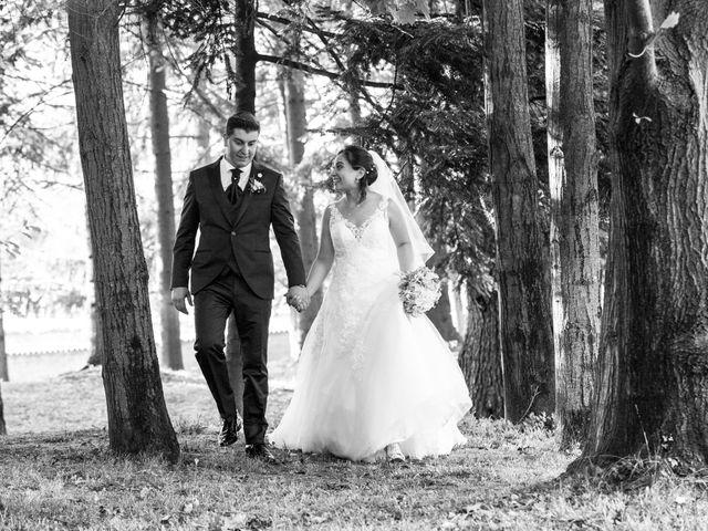 Il matrimonio di Luca e Francesca a Solaro, Milano 28
