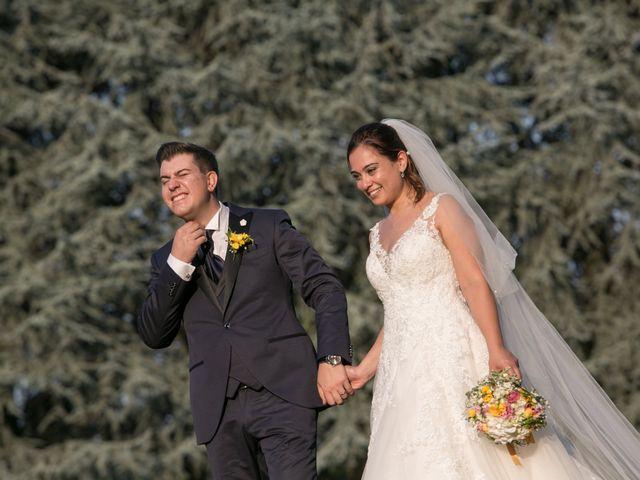 Il matrimonio di Luca e Francesca a Solaro, Milano 29