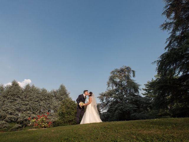 Il matrimonio di Luca e Francesca a Solaro, Milano 30