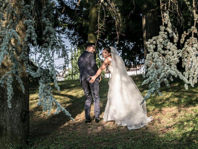 Il matrimonio di Luca e Francesca a Solaro, Milano 35