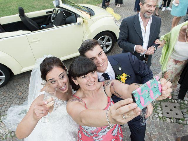 Il matrimonio di Luca e Francesca a Solaro, Milano 36