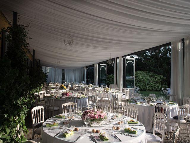 Il matrimonio di Luca e Francesca a Solaro, Milano 39