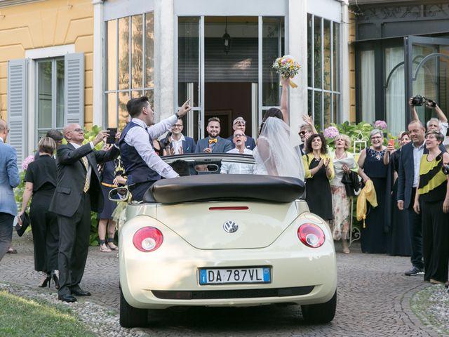 Il matrimonio di Luca e Francesca a Solaro, Milano 41