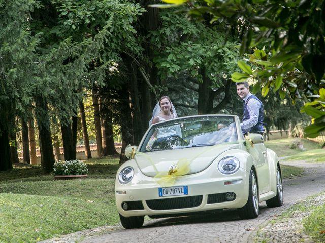Il matrimonio di Luca e Francesca a Solaro, Milano 42
