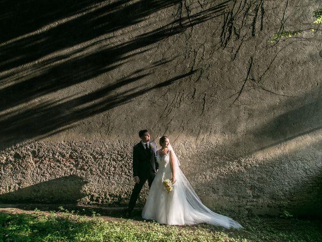 Il matrimonio di Luca e Francesca a Solaro, Milano 43