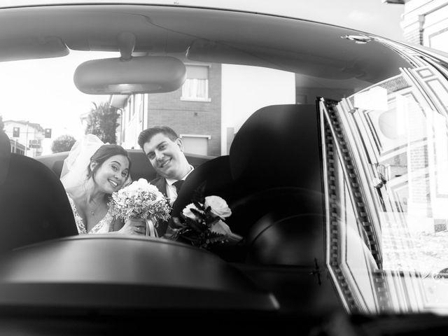 Il matrimonio di Luca e Francesca a Solaro, Milano 45