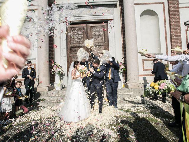 Il matrimonio di Luca e Francesca a Solaro, Milano 46