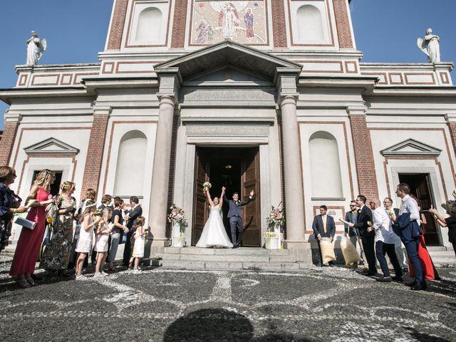 Il matrimonio di Luca e Francesca a Solaro, Milano 47