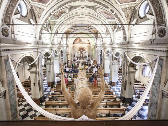 Il matrimonio di Luca e Francesca a Solaro, Milano 49