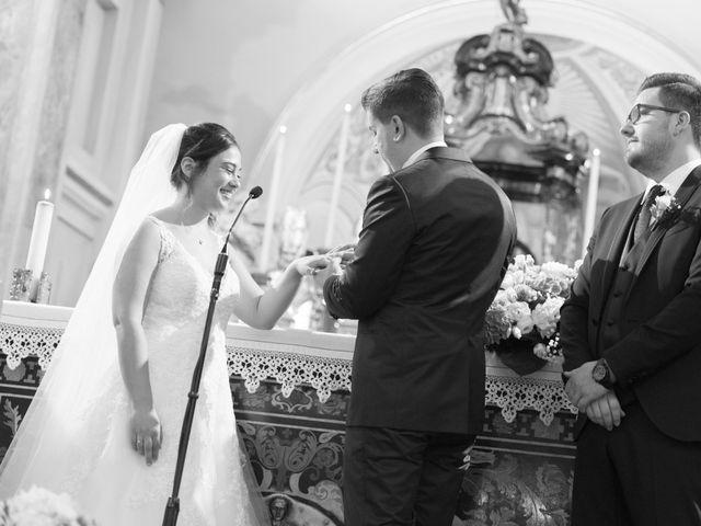 Il matrimonio di Luca e Francesca a Solaro, Milano 52