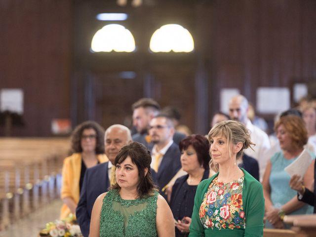 Il matrimonio di Luca e Francesca a Solaro, Milano 54