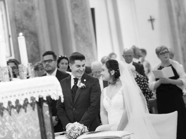 Il matrimonio di Luca e Francesca a Solaro, Milano 56