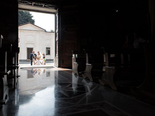 Il matrimonio di Luca e Francesca a Solaro, Milano 57