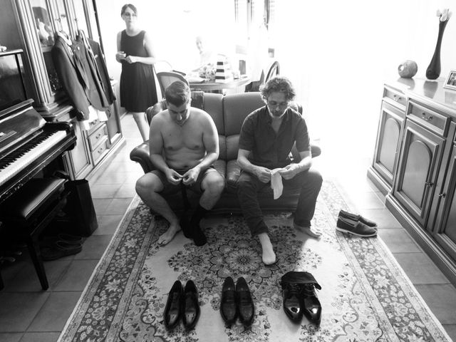 Il matrimonio di Luca e Francesca a Solaro, Milano 72