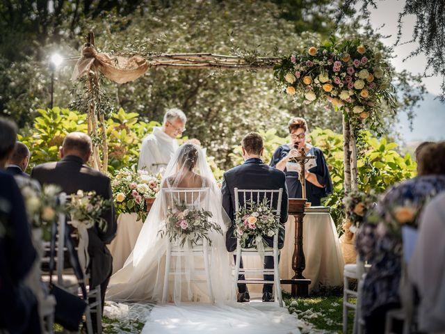 Il matrimonio di Yorick e Daniela a Calolziocorte, Lecco 18