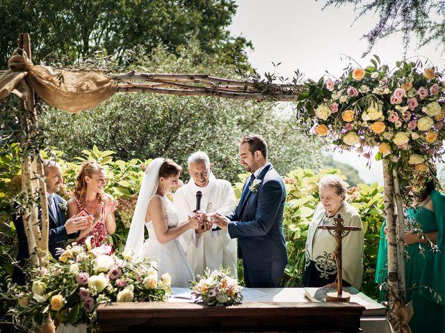 Il matrimonio di Yorick e Daniela a Calolziocorte, Lecco 21