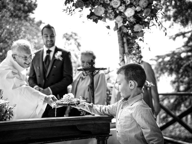 Il matrimonio di Yorick e Daniela a Calolziocorte, Lecco 22