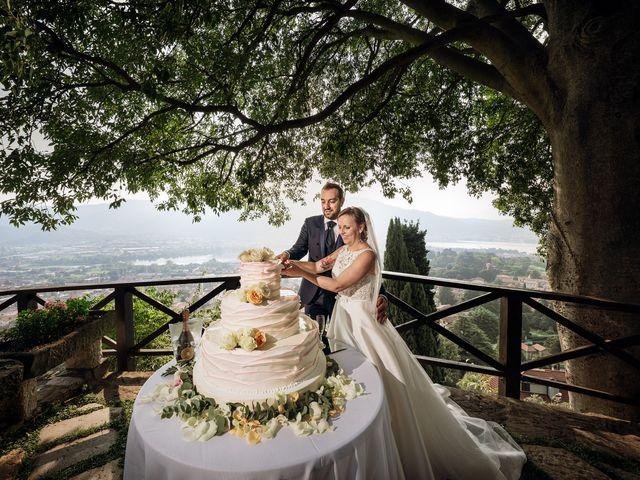 Il matrimonio di Yorick e Daniela a Calolziocorte, Lecco 30