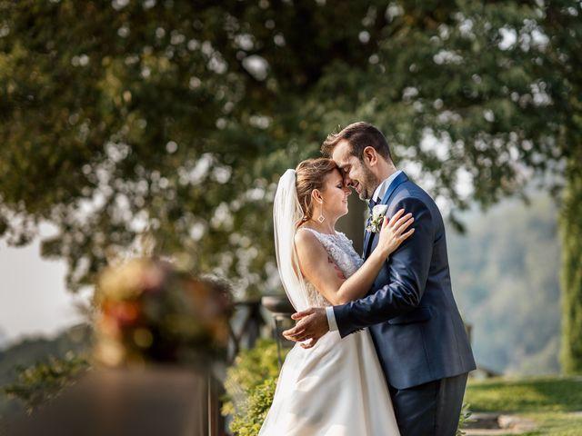 Il matrimonio di Yorick e Daniela a Calolziocorte, Lecco 37
