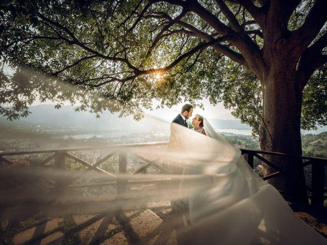 Il matrimonio di Yorick e Daniela a Calolziocorte, Lecco 38